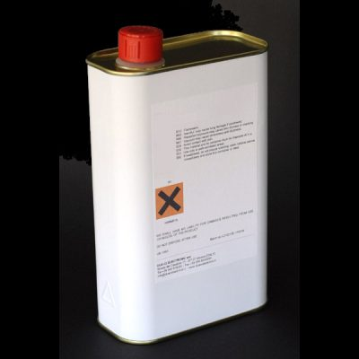E-21 Label remover (1Lt) - Due-Ci Electronic