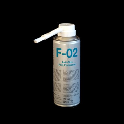 F02 Flux remover (200ml) - Due-Ci Electronic