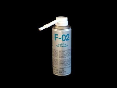 F-02 Antiflussante spray DUE-CI Electronic (200ml)