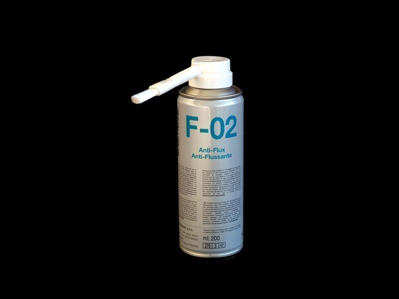 F02 Anti flussante (200ml) | Due-Ci Electronics