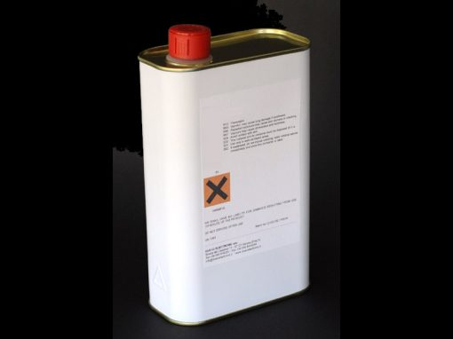 Antiflussante F02 in latta (1L)   Due-Ci Eletronics