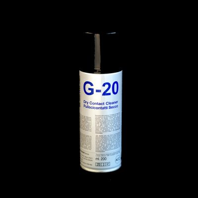 G20 Dry contact cleaner
