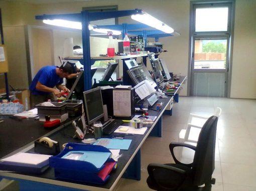 Banchi da lavoro per elettronica El.Mi HD-Plus