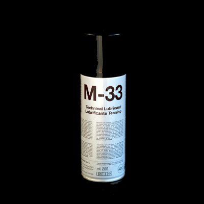M33 Lubrificante tecnico multiuso in bomboletta (200ml)