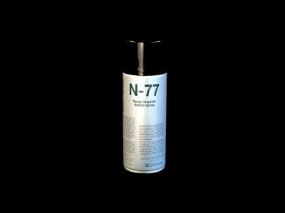 N-77 Grafite spray Due-Ci Electronic in bomboletta da 400ml