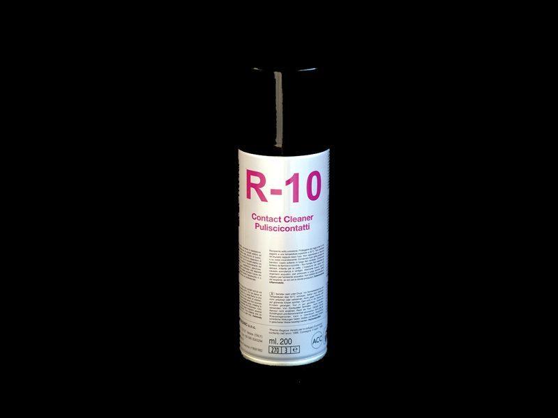 Spray puliscicontatti R-10 DUE-CI Electronic (200ml)