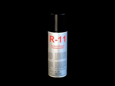 R11 Puliscicontatti Due-Ci Electronic in bomboletta da 200ml