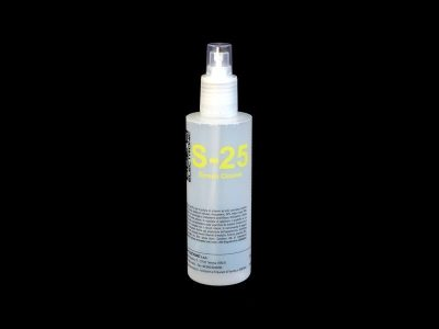 Screen cleaner S-25 DUE-CI Electronic - Detergente pulizia schermi 200ml