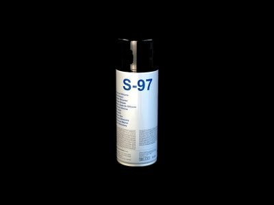 S-97 Grasso di silicone spray DUE-CI Electronic (200ml)