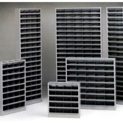 Shelving for tools FIAT model with fixed partitions (partitions 20-95)