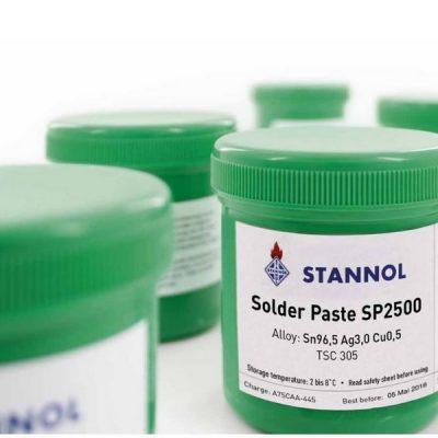 692500 Solder paste LF Stannol SP2500
