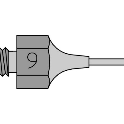 51352799 DS119 Desoldering nozzle