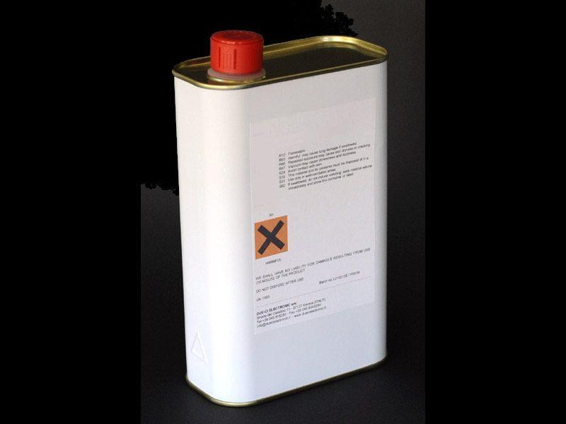V-66 Due-Ci Electronic - Lacca isolante trasparente, Latta 1L