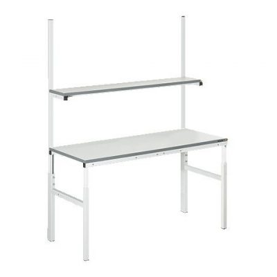 Additional shelf Viking Classic series 1800x300mm ESD version