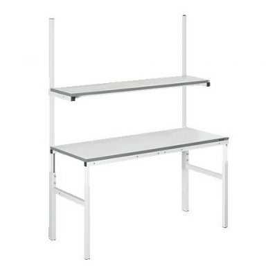 Additional shelf Viking Classic series 1800x400mm ESD version