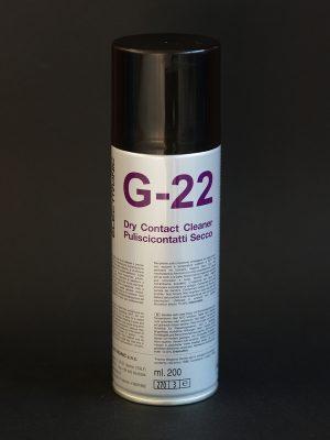 Pulisci contatti G22