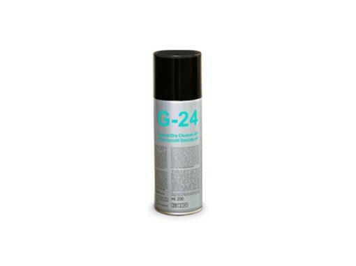 G-24 Puliscicontatti secco speciale PLUS DUE-CI Electronic (200ml)