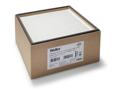Set filtri H13 Weller per WFE e Zero Smog | T0058762701