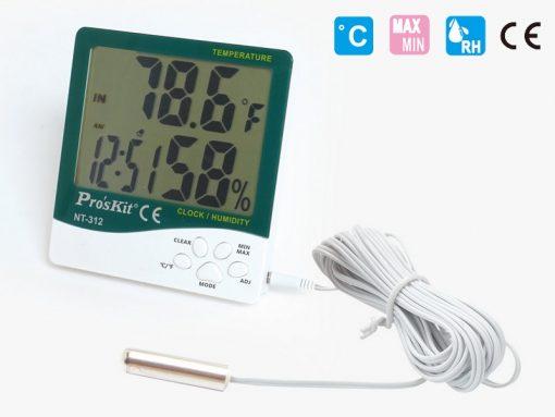 Termometro igrometro NT-312 Proskit