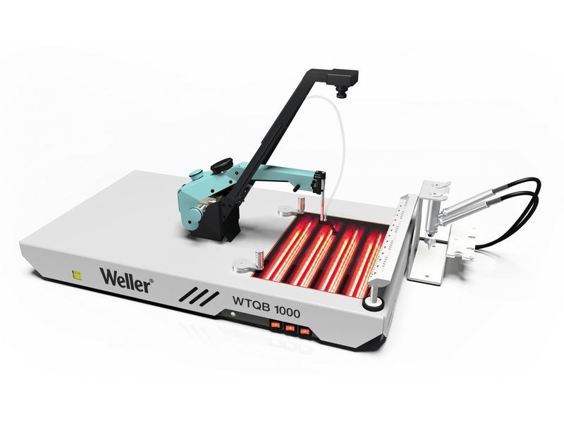 Sistema di Rework SMD Weller WTQB1000