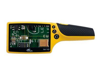 """ION 4.3"""" Ispezione digitale portatile con USB e misurazioni"""