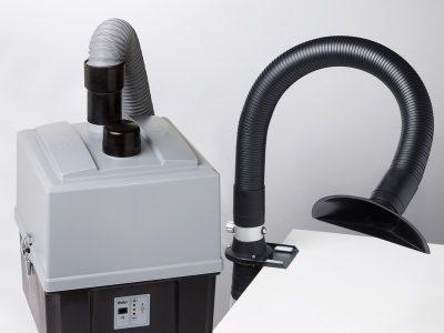 ZeroSmog TL Kit1 Aspiratore fumi Weller 1 braccio (120W) | FT91015699N