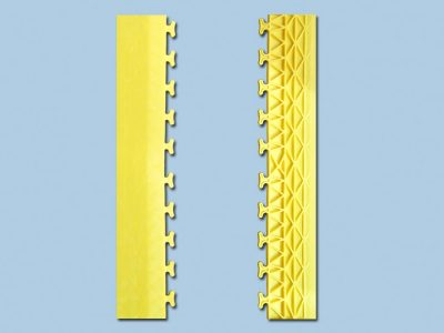 Yellow Positive dovetails ramps for Colorex®