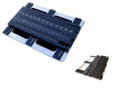 Vassoio per componenti SMD in reel - Regolabile