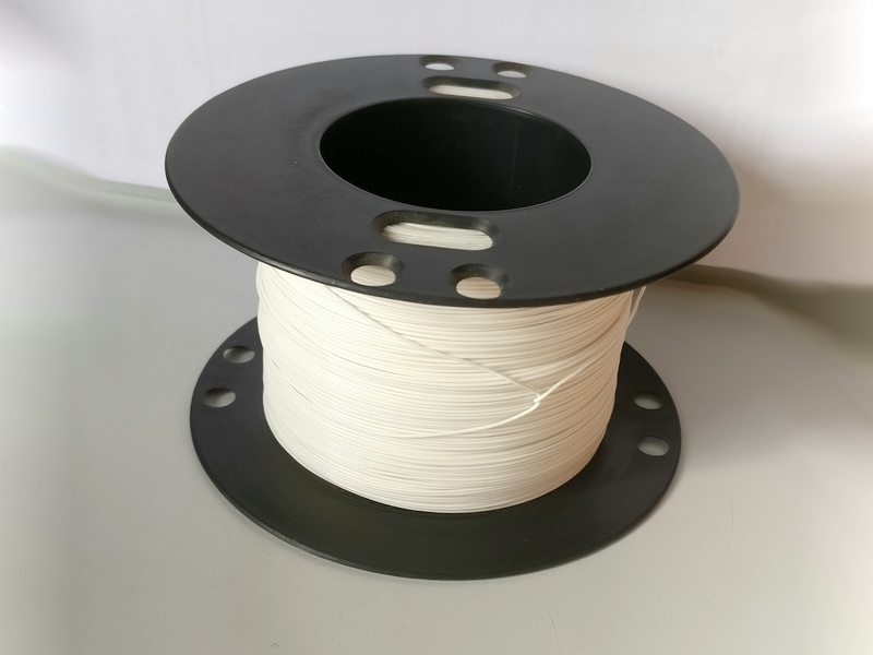 Bobina di filo bianco AWG