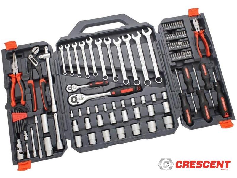 Valigia Crescent CTK110NEU 110 utensili