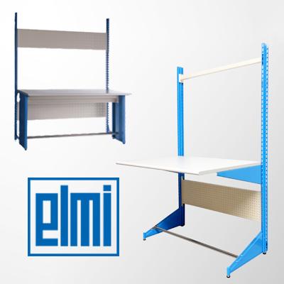 Banchi da lavoro Elmi-Plus