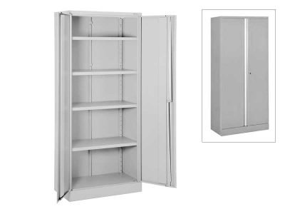ESD Filing Cabinets with 4 shelves and central lock (2 Sizes)