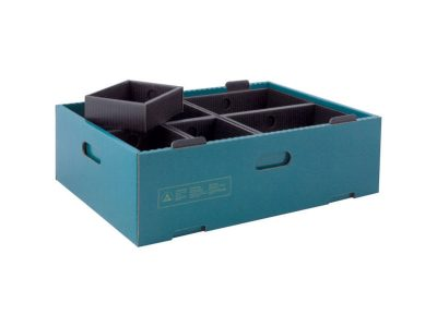 Box per contenitore antistatico ESD CSC Hans Kolb