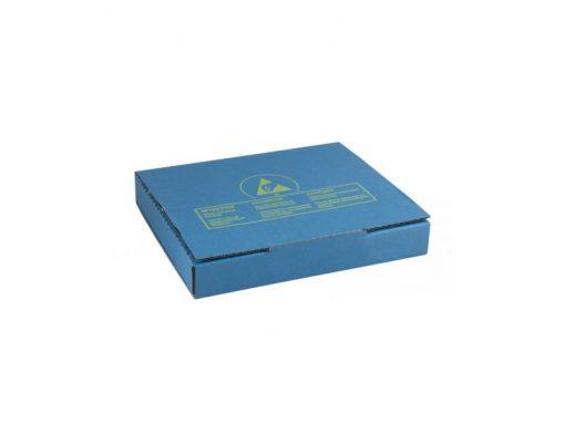 Scatola per componenti elettronici ESD TEP chiusa