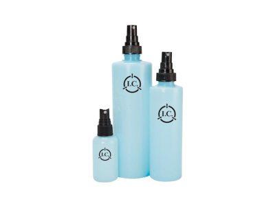 Flacone dispenser ESD con erogatore spray (3 formati)