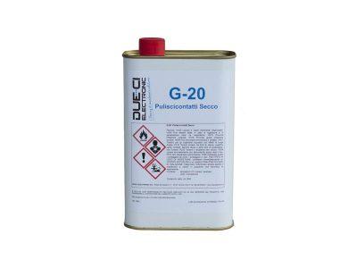 G20 pulisci contatti secco in tanica (1litro)