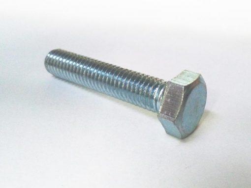 Vite esagonale acciaio zincato M8x40mm