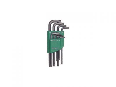 A3110/15 ABC Tools - Serie 8 chiavi maschio Torx