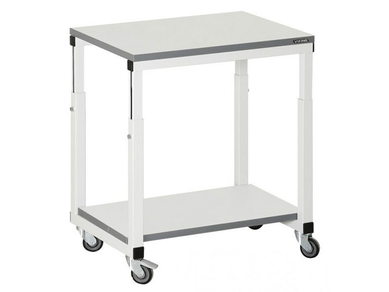ESD Cart PS series by Viking with Height adjustment 650/950Hmm