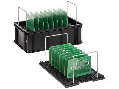 Porta circuiti stampati PH-3555 - Esempio di impiego