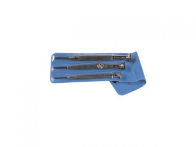 Set 3 giraviti di precisione multiuso ABC Tools A1427/2