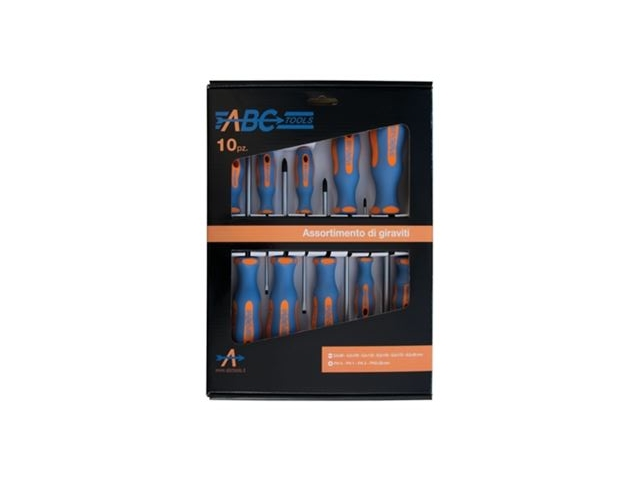 A1483/10 ABC Tools - Assortimento 10 giraviti