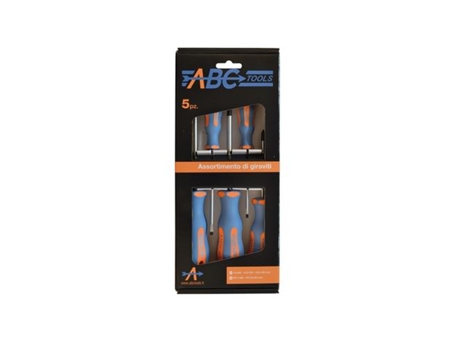 A1483/5 ABC - Assortimento 5 giraviti