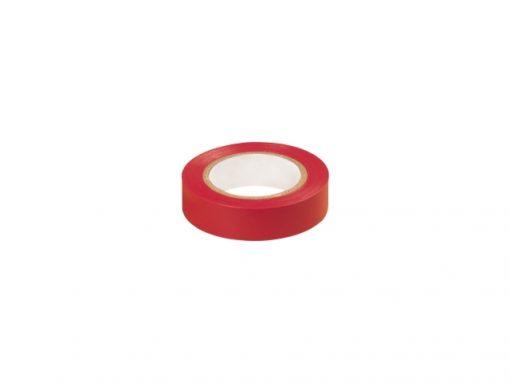 Nastro isolante in PVC Rosso Tesa