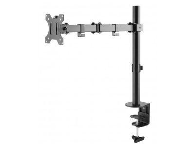 Supporto da tavolo porta TV monitor con braccio estensibile - ICA-LCD 503BK