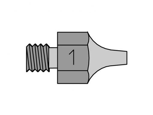 DS 111 Ugello dissaldante per aria calda Weller | T0051351199