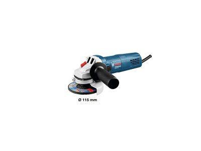 Smerigliatrice Bosch angolare Ø 115mm (750W)