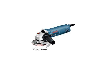 Smerigliatrice angolare Bosch Ø 115/125mm (1400W)