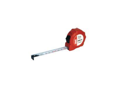Flessometro 3m x 16mm, 5m x 19mm, 8m x 25mm