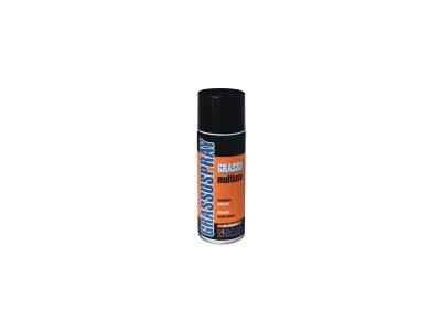 Grassospray | Grasso lubrificante adesivo spray 400ml (6pz)